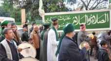 الصوفيون سيحتفلون بالمولد النبوي في قبر يوسف بنابلس