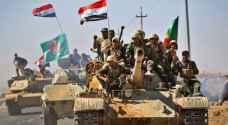 """الحشد الشعبي يقول إنه """"جاهز"""" لمساندة الحكومة ضد """"المتآمرين"""" على استقرار العراق"""