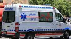 وفاة و4 إصابات بحادث تدهور في الطفيلة