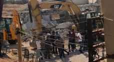 الاحتلال يهدم 4 منازل جنوبي الضّفة الغربية