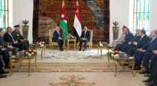 الملك: الأردن يرفض أي انتقاص من سيادة سوريا
