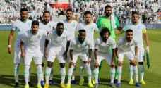 لأول مرة المنتخب السعودي في فلسطين.. فيديو