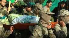 وفاة قيادي في القسام إثر مرض عضال