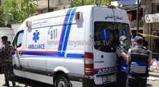 إجراء عملية ولادة داخل سيارة إسعاف في الزعتري