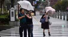 مقتل شخصين مع وصول الإعصار هاغيبيس إلى سواحل اليابان
