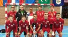 """""""الدرك"""" يظفر بالمركز الثالث في البطولة الدولية لخماسي الكرة في هولندا"""