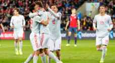 تصفيات كأس اوروبا 2020: هدف قاتل للنروج يؤجل تأهل اسبانيا