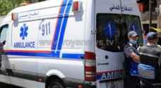 وفاة و3 إصابات بحادث تصادم في المفرق