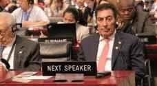 الطراونة يدعو حكومات الدول لرفض أي توجهات لنقل سفاراتها للقدس