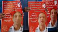 غموض يلف الحالة الصحية للأسير الفلسطيني سامر  عربيد
