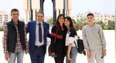 تشييع جثمان شقيق الاعلامية الأردنية علا الفارس.. صور