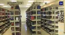 مكتبة جامعة اليرموك .. إجراءات جديدة للتسهيل على الطلبة - فيديو