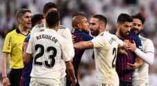 """الليغا تطلب نقل """"ديربي"""" ريال مدريد وبرشلونة إلى العاصمة مدريد"""