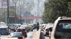 الشواربة يوضح أسباب الازدحامات المرورية في عمّان