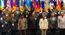 مدير الأمن العام يشارك في قمة قادة الشرطة الدولية.. صور