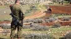 مستوطنون يمنعون مزارعين من الوصول لاراضيهم شرق الخليل