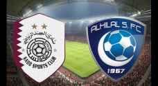 الهلال يستضيف السد في إياب نصف نهائي دوري أبطال آسيا