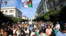 الطلاب في الجزائر يتظاهرون للأسبوع الـ35 على التوالي ضد النظام