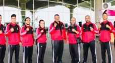 برونزيتان للأردن في بطولة العالم للووشو كونغ فو