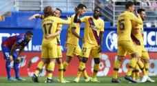 دوري الأبطال: برشلونة يعود بفوز صعب من براغ وانتر يحسم قمة دورتموند