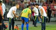 الإصابة تبعد نيمار عن البرازيل في مباراتيه الوديتين