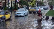 """تقرير بريطاني يتوقع """"حالة طقس نادرة"""" على مصر"""