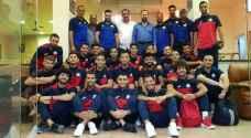 19 لاعبًا في قائمة شباب الأردن للسفر إلى السعودية