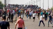 مقتل محتجين اثنين وإصابة 17 في مدينة الناصرية بجنوب العراق