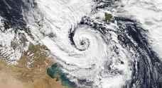 توقعات بتطور اعصار كيار في بحر العرب ..وهذه مساراته