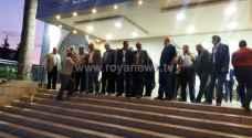 وقفة احتجاجية في ذكرى معاهدة وادي عربة أمام مجمع النقابات المهنية.. فيديو