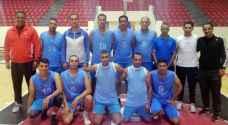 صدارة مشتركة لفريقي الوسطى والشمالية في الدوري الجيش العربي لكرة السلة