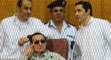 علاء وجمال مبارك أمام القضاء المصري