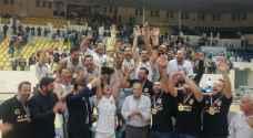 الأهلي يتوج بلقب بطولة كأس الأردن لكرة السلة