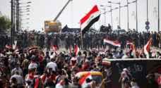 مئة قتيل وأكثر من خمسة آلاف جريح خلال أسبوع من الاحتجاجات العراق
