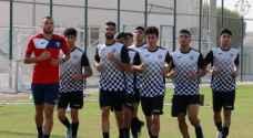 منتخب الشباب يواصل تدريباته بعد فوزه على ام صلال