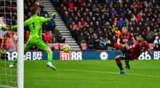 بورنموث يعيد مانشستر يونايتد لدوامة الهزائم