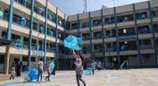 الخارجية تعلن حل أزمة عاملي الاونروا في الأردن وانهاء الاضراب