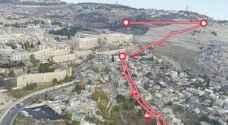 """الاحتلال يصادق على مشروع """" القطار الهوائي"""" التهويدي في القدس"""
