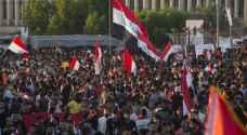 """ارتفاع عدد قتلى """"اعتصام البصرة"""" في العراق"""