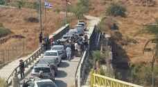 الاحتلال يغلق الباقورة أمام المستوطنين لتسليمها للأردن .. فيديو