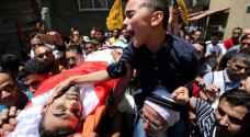 فلسطين في شهر .. ثلاثة شهداء و 470 جريحًا واعتقال 410 آخرين