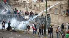 الأمن العراقي يصعد حملته ضد المحتجين في ساحات بغداد