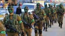 مسير عسكري وكلمة مرتقبة لكتائب القسام