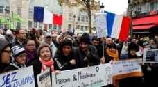 تظاهرة في باريس ضد الإسلاموفوبيا تثير جدلا حادا في فرنسا