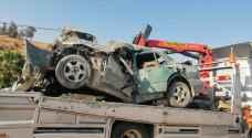 """حوادث السير والدهس """"تُفجع الأردنيين"""" بـ 4 وفيات خلال ساعات.. صور"""