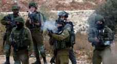 إصابة طلبة فلسطينيين خلال مواجهات مع الاحتلال شرق بيت لحم