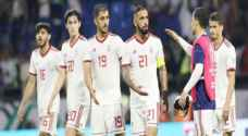 منتخب ايران يصل عمان لملاقاة المنتخب العراقي