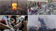 """وسم """"#غزة_تحت_القصف"""" يتصدر تويتر .. تمجيد بالمقاومة وتنديد بالصمت"""