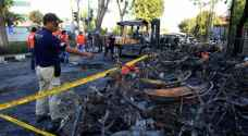 هجوم انتحاري يسفر عن قتلى وجرحى في اندونيسيا