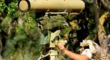 المقاومة الفلسطينية تستهدف آلية عسكرية للاحتلال بصاروخ كورنيت